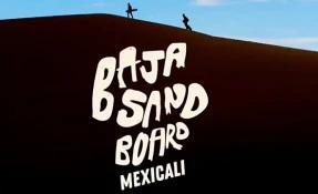Baja Sandboard