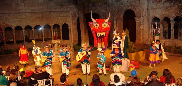 pastorela de Tepotzotlán