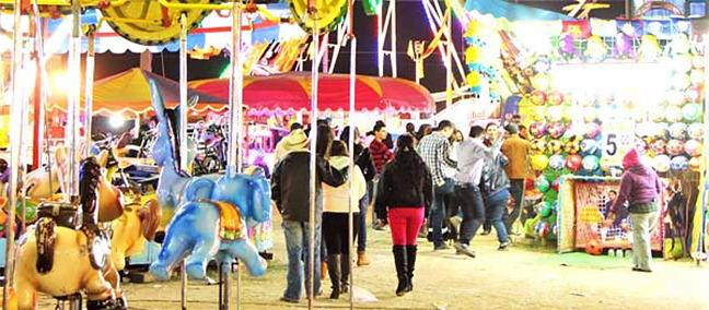 Expo Feria Guadalupe Eventos En Monterrey Nuevo Leon Fiestas