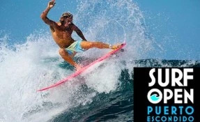 Surf Open Puerto Escondido / Evento Pospuesto