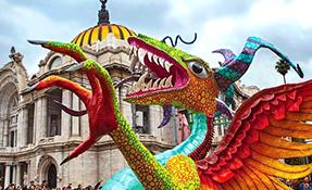 Desfile de Alebrijes / Evento Cancelado