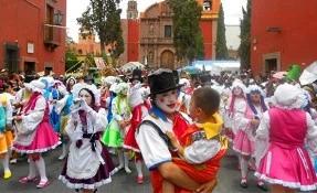 Desfile de los Locos / Evento Cancelado