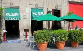 Restaurante La Casa de las Sirenas
