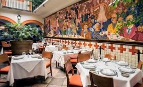 Restaurante El Mural de los Poblanos