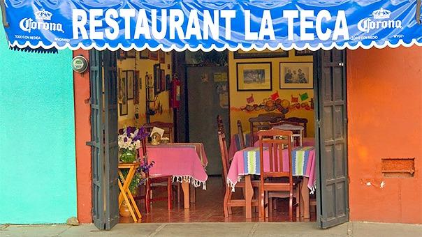 Restaurante La Teca