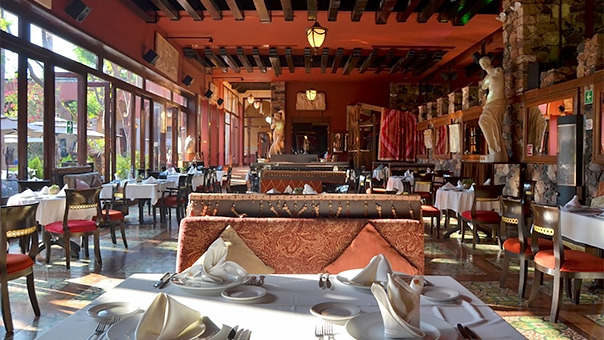 Restaurante Hacienda La Laborcilla