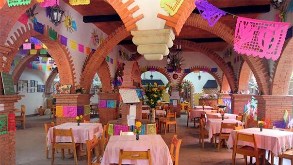 Restaurante Tlamanalli