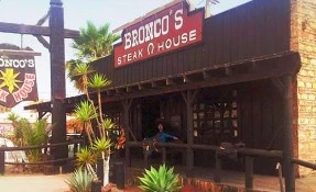 Restaurante Bronco's Steakhouse