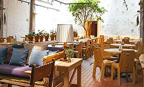 Máximo Bistrot Restaurant