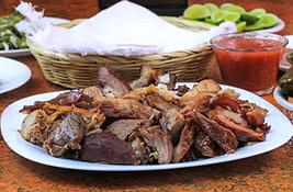 Restaurante El Rey de Las Carnitas