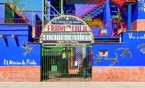 Restaurante El México de Frida