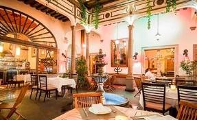 Restaurante Cielo Tinto