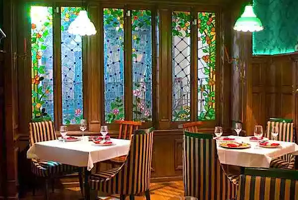 guia de restaurantes en df: