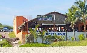 Mr. Lionso Playa Bruja Restaurant