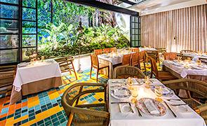 Restaurante Café des Artistes del Mar