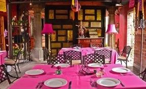 Las Calandrias Restaurant