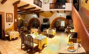 Restaurante Casona Sanromán