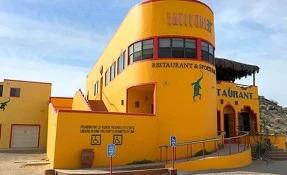Restaurante Latitude 31
