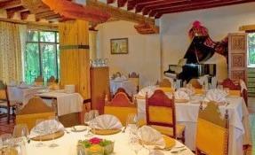Restaurante La Mansión del Cupatitzio