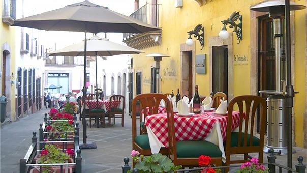 Restaurante La Traviata Di Verdi