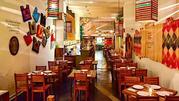 Restaurante Zandunga