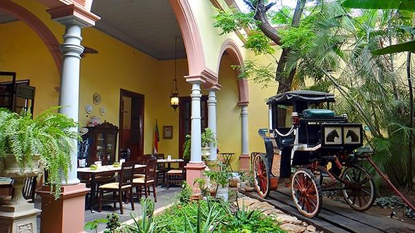 Restaurante La Chaya Maya