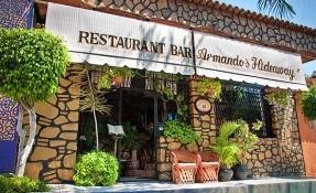 Restaurante Armandos Hideaway