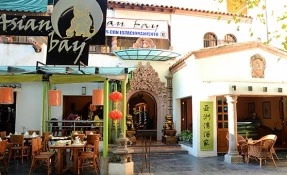 Restaurante Asian Bay