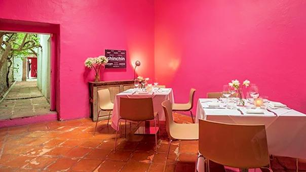 Restaurante 5 d Mayo