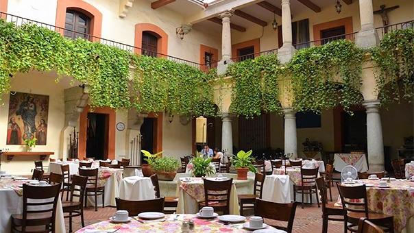 Restaurante Hostería de Alcalá