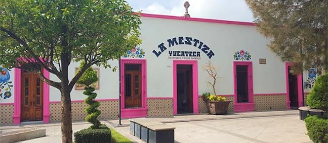 Restaurante La Mestiza Yucateca , Aguascalientes, Aguascalientes, México    ZonaTuristica