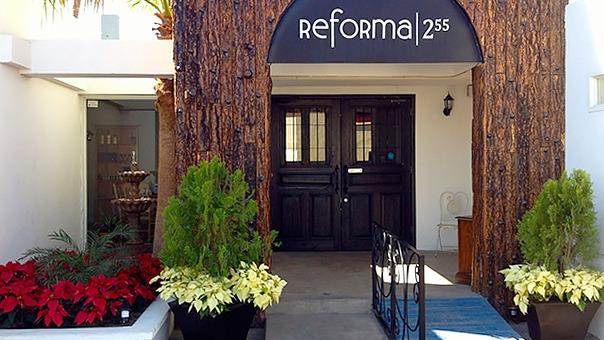 Restaurante Reforma 255