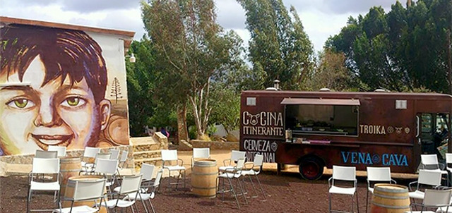 Restaurante Troika (Food Truck)