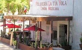 Restaurante Pulquería La Tía Yola