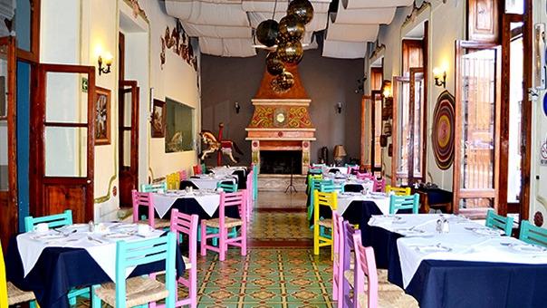 Restaurante Fin de Siglo