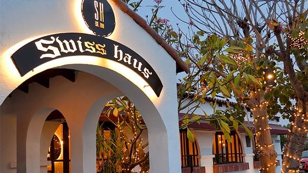 Restaurante Swiss Haus