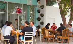 Restaurante Patio 618