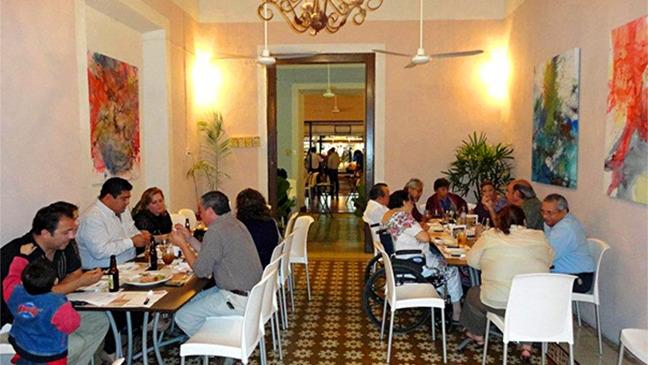 Restaurante Manjar Blanco