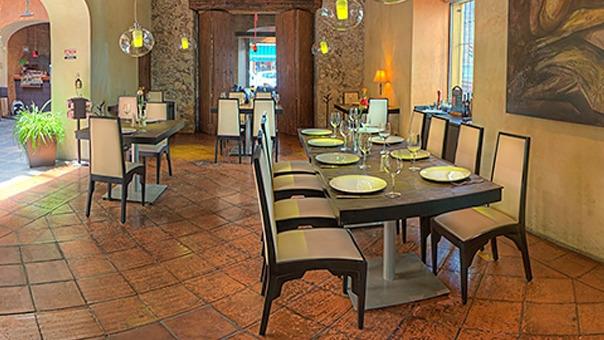 Restaurante Entre Tierras