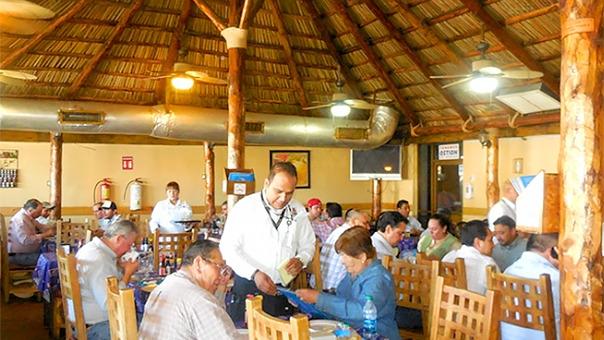 Restaurante Los Arbolitos de Cajeme