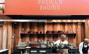 Pasillo de Humo Restaurant