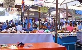 Tianguis y Mercado