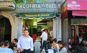 Restaurante Taquería El Greco