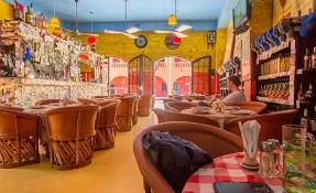 Restaurante Tequilas Sunrise Bar and Grill