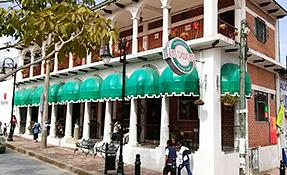 Restaurante Las Delicias
