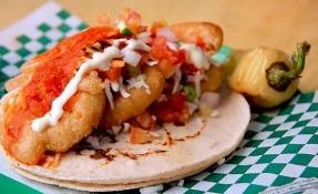Taco Fish La Paz Restaurant