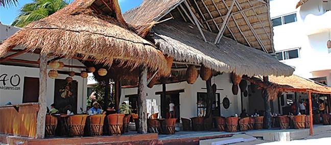 40 Canones Restaurant Mahahual Quintana Roo Mexico Zonaturistica