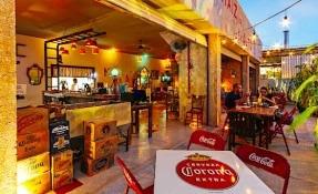 Restaurante Maíz de lo Alto