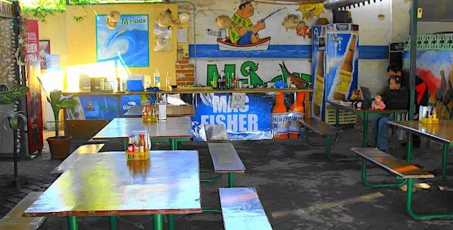 Restaurante Mc - Fisher