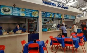 Restaurante Taqueria La Lupita
